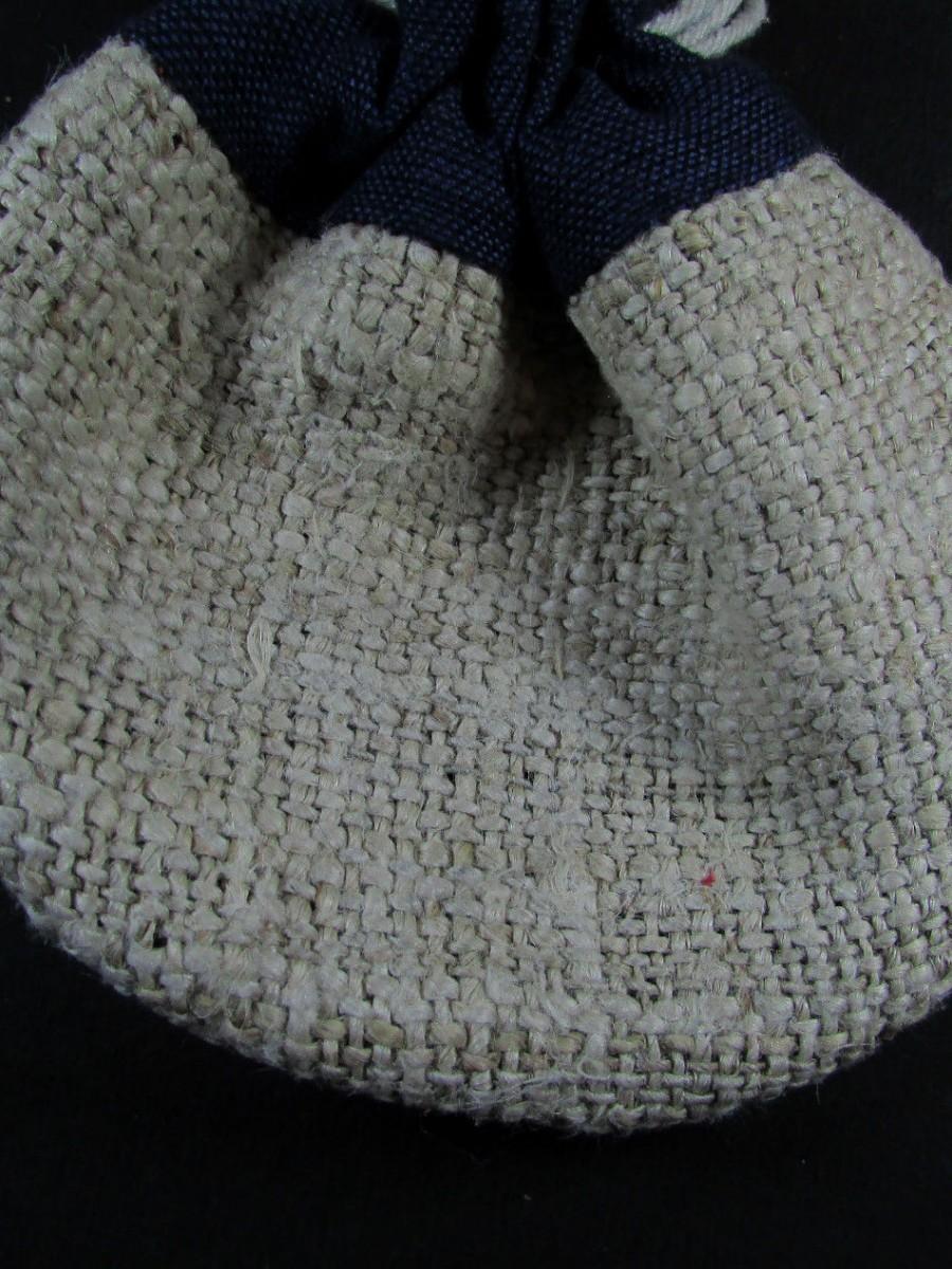 Hemp Fabric Coin Purse - Mb202