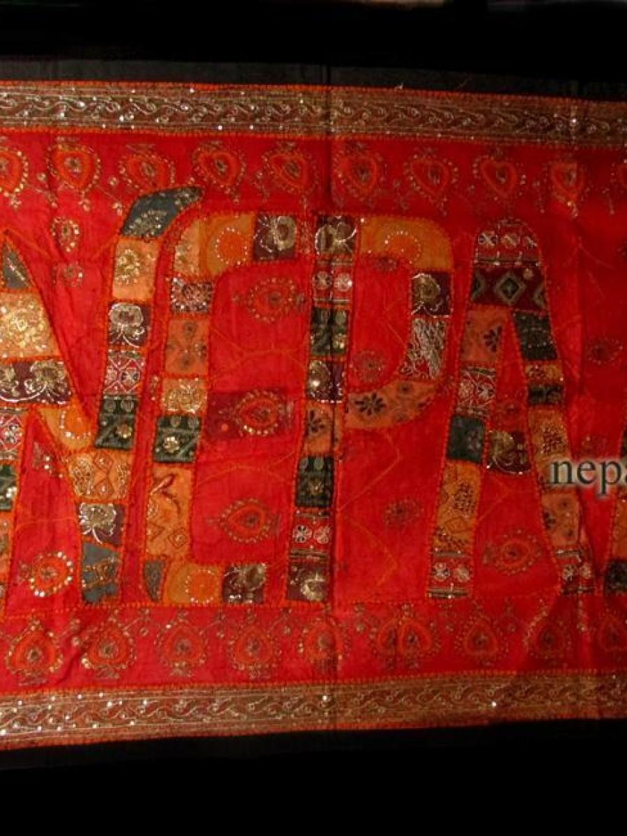 Vintage Banjara Tapestry Wall Hanging - Wh4