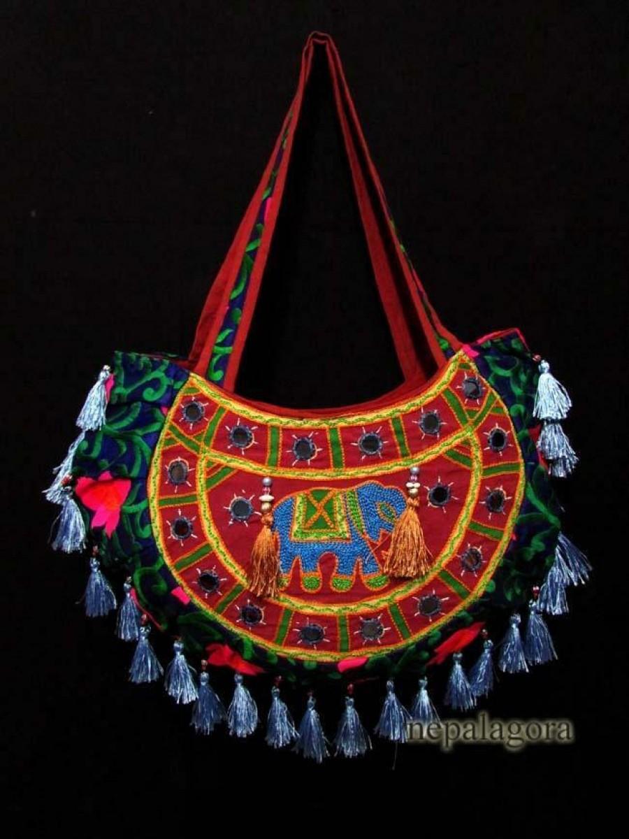 Vintage Gypsy Carry Bag -B3